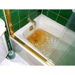 Пример необходимости применения фильтра обезжелезивания воды clack hfi-1354