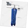 Аэрационная колонна для окисления железа 0844, компрессор Air Pump AP2, контроллер потока воды